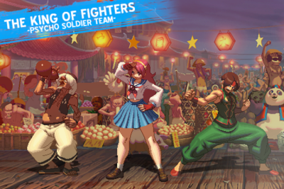 psycho_soldier_team_kof_xiii_by_charlydaimon21-d4b39fp