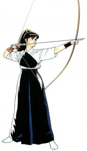Fatal-fury-special-Mai-archery
