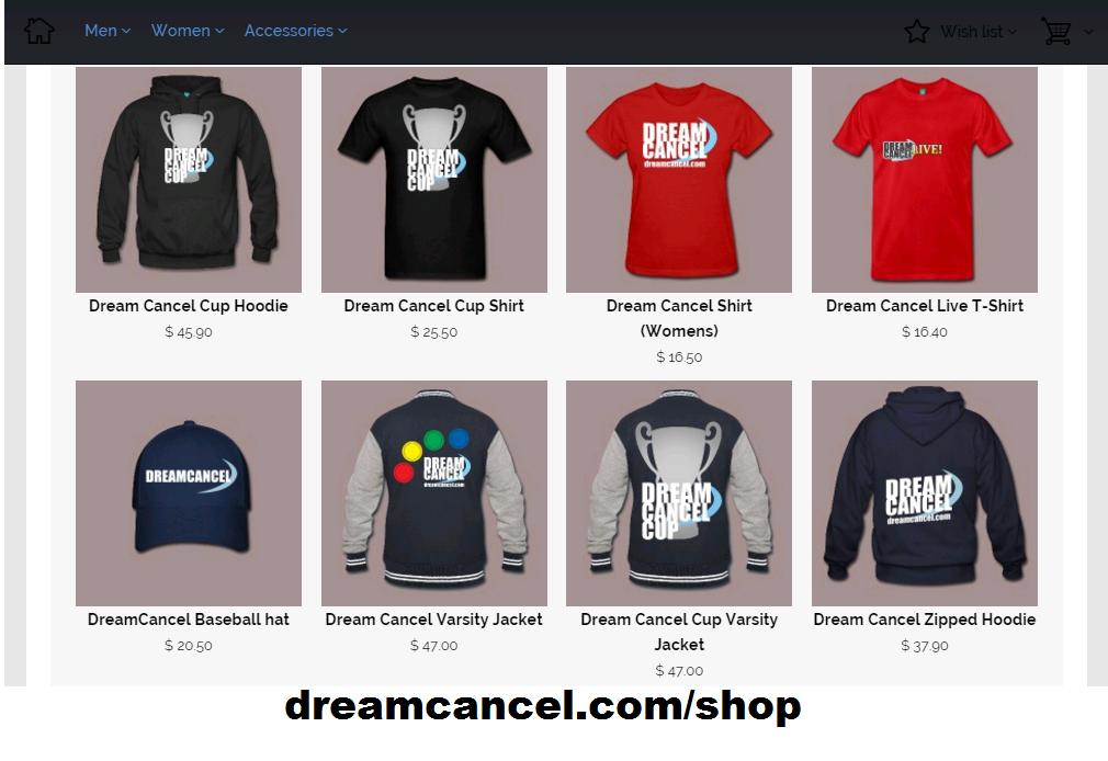 dreamcancel shop