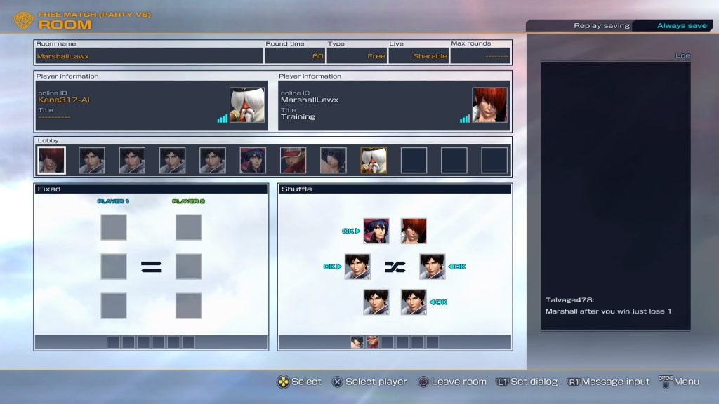 THE KING OF FIGHTERS XIV_20160825130426