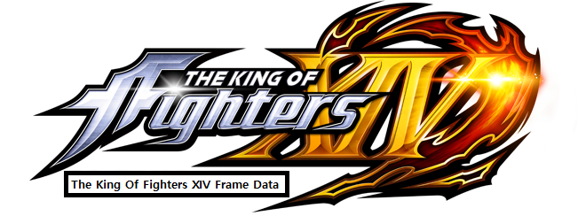 The King Of Fighters XIV Frame Data (Alpha Ver.) - Dream Cancel